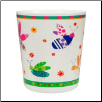Cute as a Bug Wastebasket