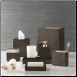 Delano - Chestnut Bath Accessories
