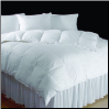 Villa Hungarian White Goose Down Comforters by DownTown Company