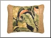 La Selva Gold Breakfast Pillow