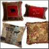 Rustic Lodge Pillows