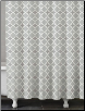 Marrakesh Grey Shower Curtain