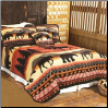Cabin Fever Bed Blanket Sets