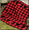 Outdoor Heaven Twin Blanket