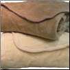 RI Solid Bed Blankets