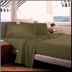 Brushed Ultrasoft 4 pc California King Sheet Set