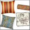 Traditional Decorative Pillows