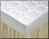 Luxury Cotton Mattress Pad - California King, 72 x 84