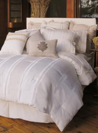 Wheatfield lawrence home fashions luxury bedding comforter sets kellsson home linens for Designer linens and home fashions