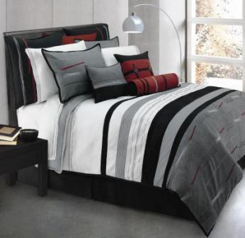 Zumi lawrence home fashions luxury bedding comforter sets kellsson home linens for Designer linens and home fashions